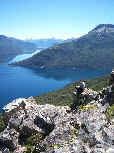 Reflexiones con la Patagonia a tus pies