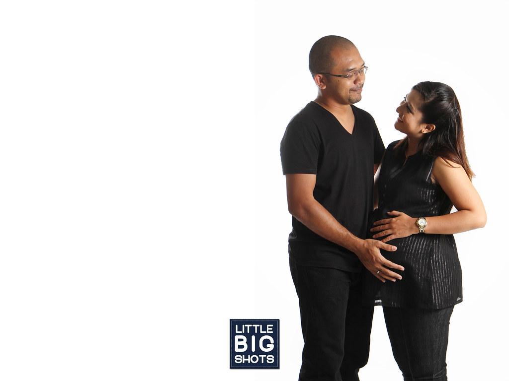 Great Expectation | Maternity Studio Portraiture