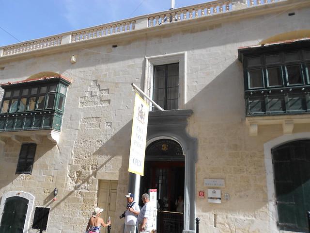 Entrada Casa Rocca Piccola