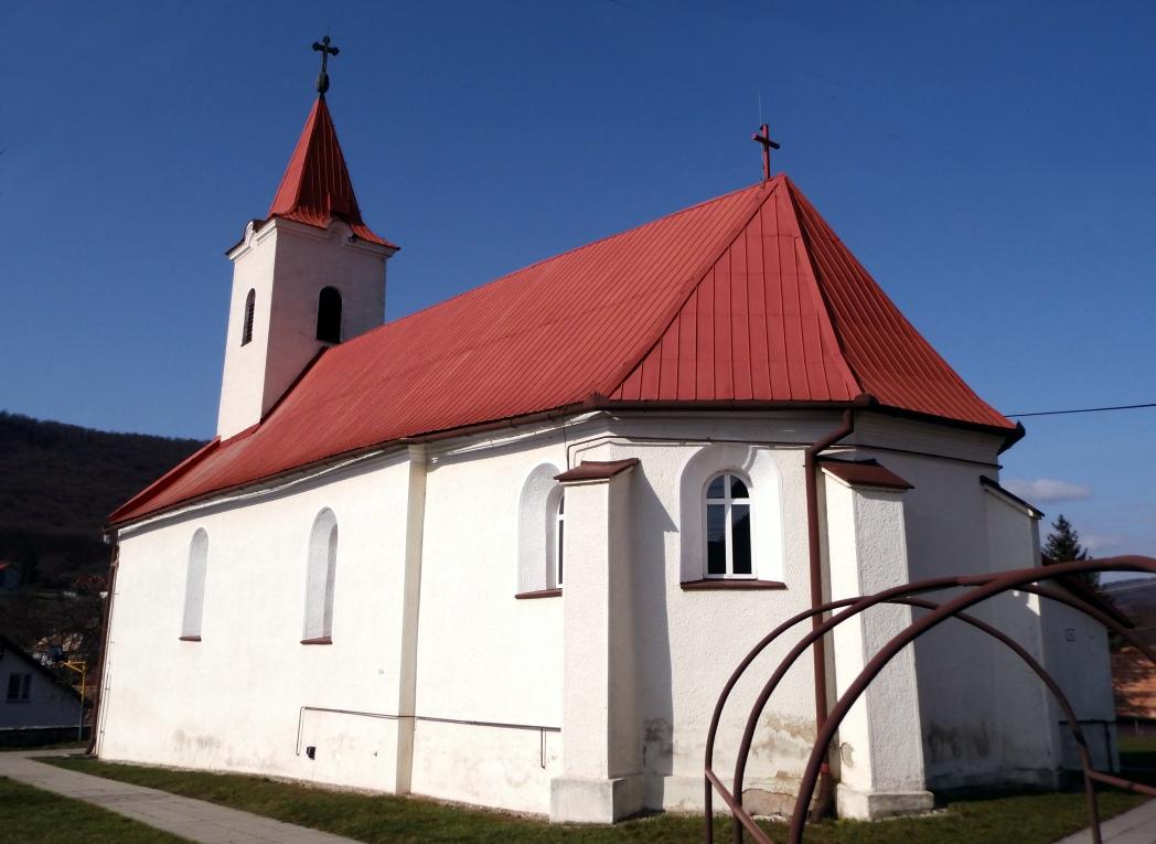Katolícky kostol v Kosihovciach