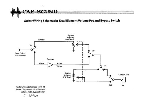 small resolution of guitar wiring schematic help