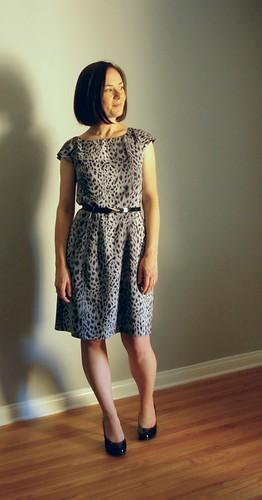 Licorice Dress