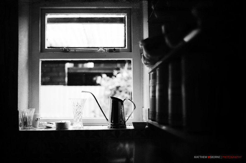 Leica M9 Window Light