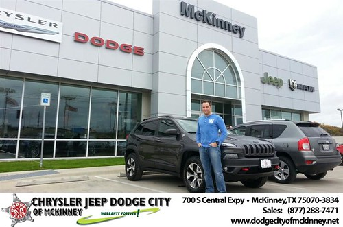 Happy Birthday to Keith Pope from Lyon Alizna and everyone at Dodge City of McKinney! #BDay by Dodge City McKinney Texas