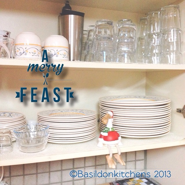 Dec 5 - in the cupboard {Pelican Pete, from Florida, is checking out the cupboard}. I guess he is making sure we have all that is needed for the Christmas feast! #fmsphotoaday #christmas #pelican #florida #cupboard #rhonnadesigns