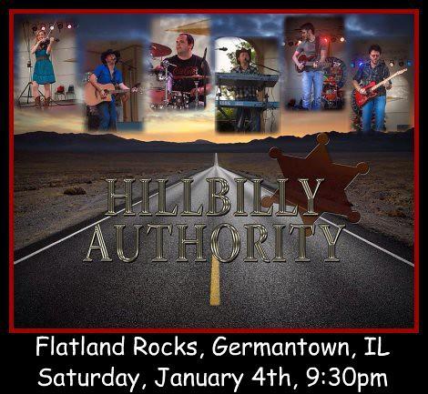 Hillbilly Authority 1-4-14