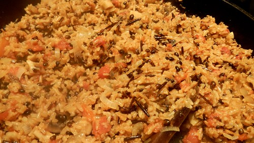 Pilaf with Tomatoes 12
