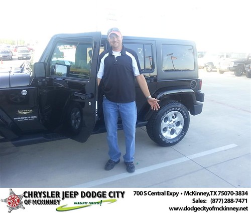 Happy Birthday to James Martinolich from Nichole Betts  and everyone at Dodge City of McKinney! #BDay by Dodge City McKinney Texas