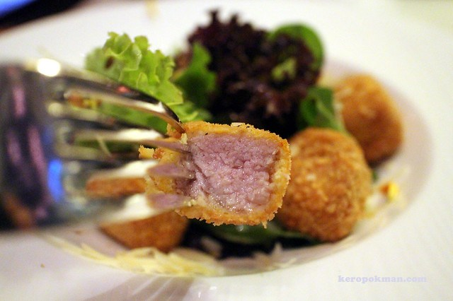 Magic of Mangalica Pork @ Clifford, The Fullerton Bay Hotel, Singapore