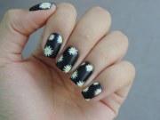 classy nail art design 2014