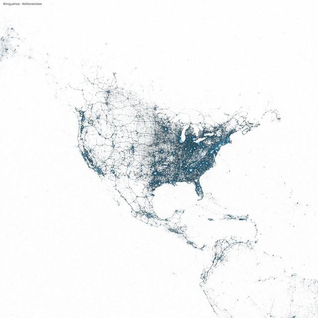 Visualization: North America