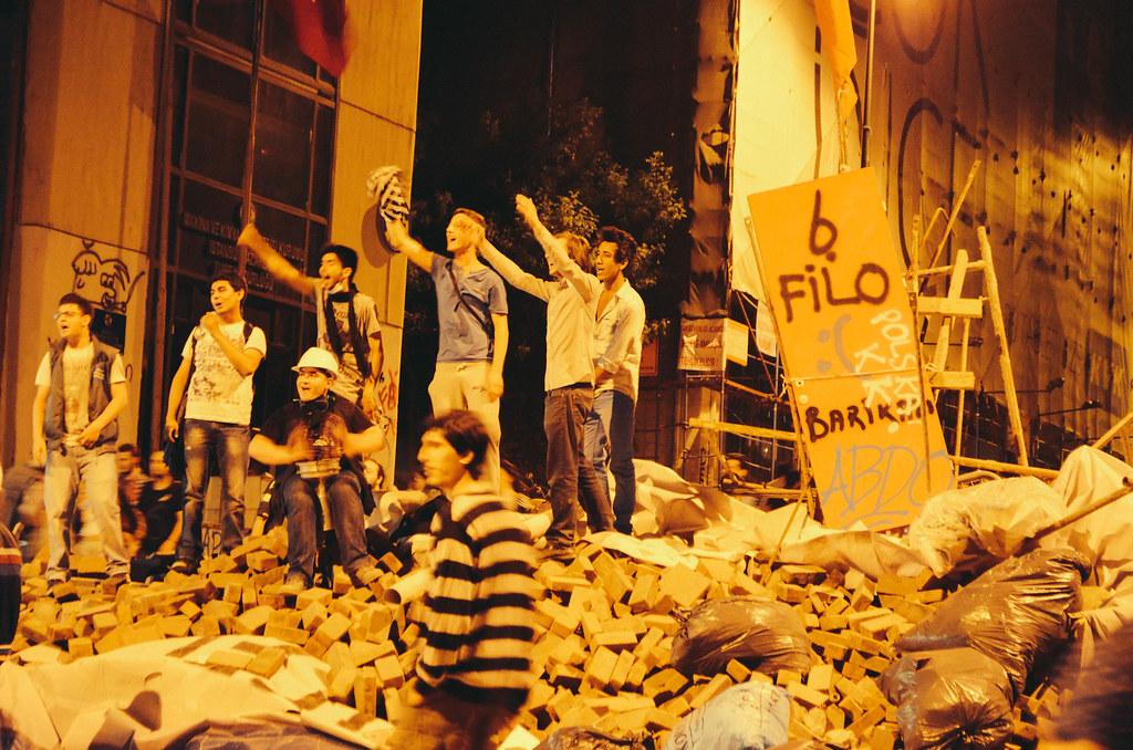 Blockade Chant