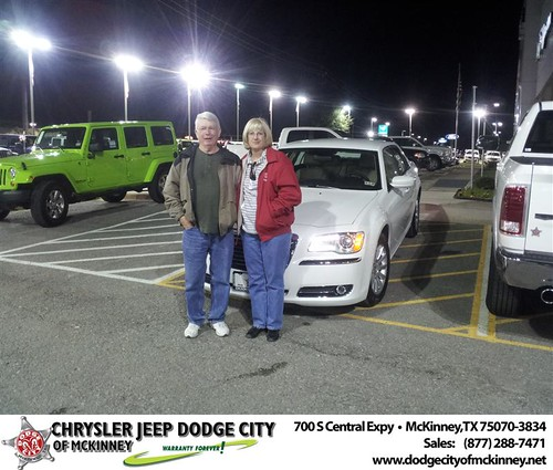 Happy Birthday to Billy Dollarhide  from Villarreal Brent and everyone at Dodge City of McKinney! by Dodge City McKinney Texas