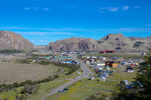 Vistas de El Chaltén