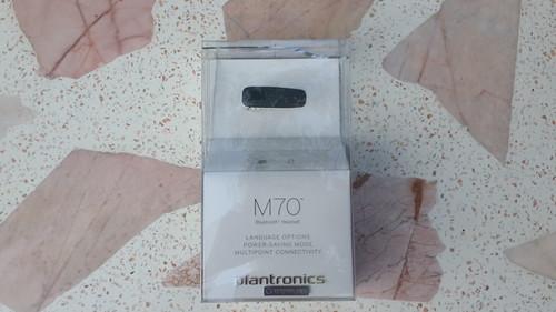 แพ็กเกจของ Plantronics M70