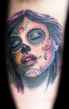 tattoo artist: Endre TattooEnd