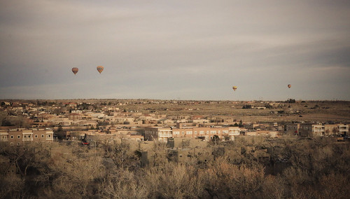 Hot Air Balloning- Albuquerque, New Mexico | USA-7