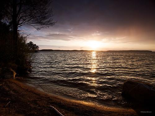 Sunset Sandvik