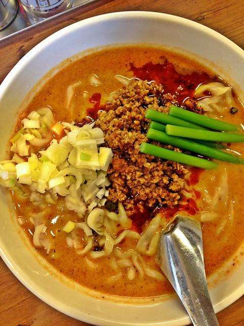 spicy sour noodles