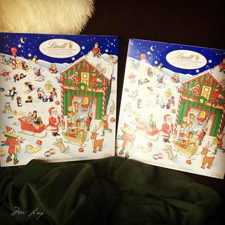 Lindt Advent Calendars