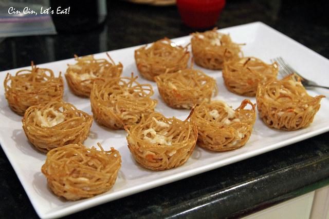 spaghetti and meatball cups 2