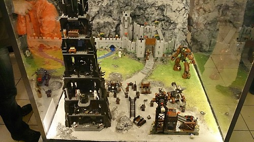 Wroclaw 2014 Wystawa klockow LEGO Klockomania 23-2