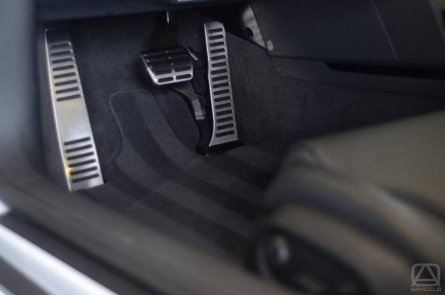 R8 Spyder Detail