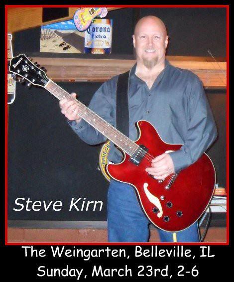 Steve Kirn 3-23-14