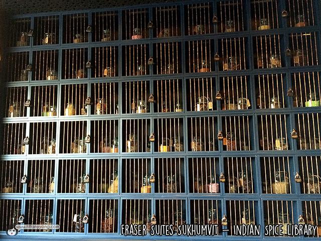 Fraser Suites Sukhumvit Spice Library