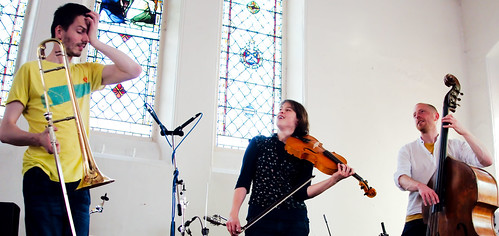 Threadfest Bradford, Delius Arts Centre, 25.5.13