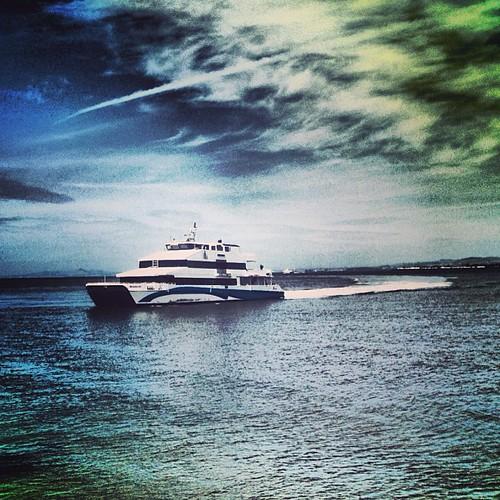 #sanfrancisco #ferry by @MySoDotCom