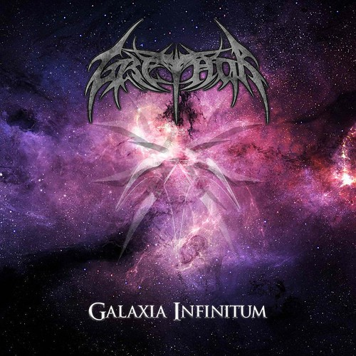 Cover of Galaxia Infinitum by Grethor