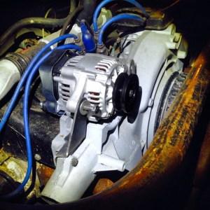 TheSamba :: View topic  Generator to Alternator