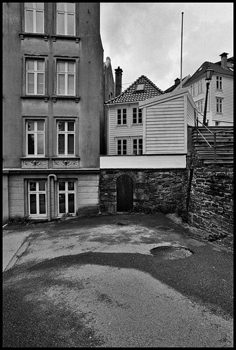 Bergen Backstreets 6 by Davidap2009