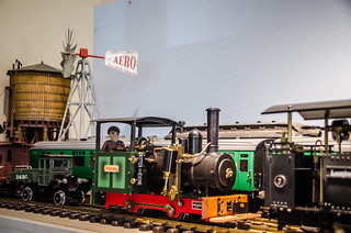 Model Steam Trains-18