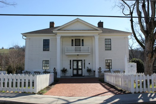 Miss Mary Bobo's, Lynchburg, Tennessee