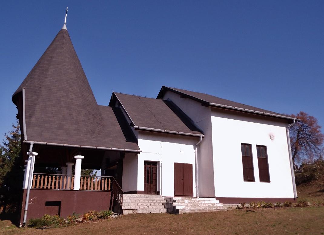 Kostol v Novej Vsi