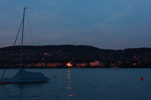 Zurich sunset3