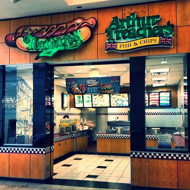 Old Fast Food Restaurants