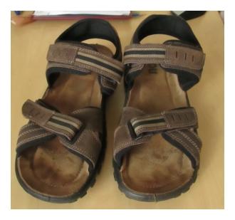Uudet sandaaalini