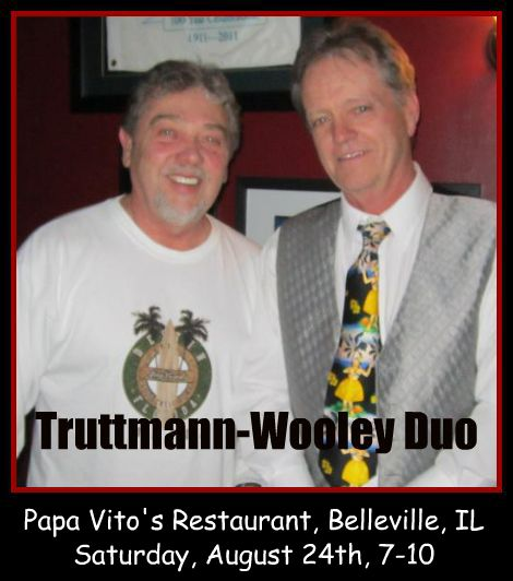 Truttmann-Wooley Duo 8-24-13