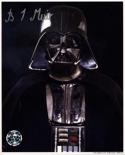 001-Brian Muir-Darth Vader Sculptor