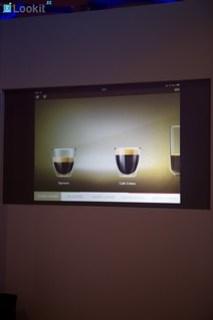 De ideale koffie samenstellen vanaf je Tablet of Smartphone