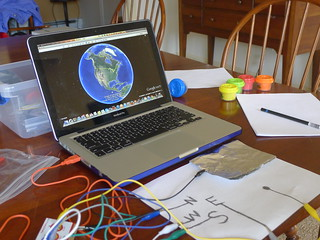 Makey Makey and Google Earth-004