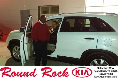 Thank you to Warren Orr on your new 2013 #Kia #Sorento from Roberto Nieto and everyone at Round Rock Kia! #NewCar by RoundRockKia