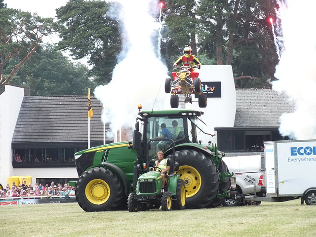 Royal Welsh Show 2013