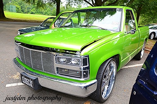 GREEN CHEVY (1)