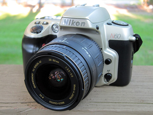 how to use a nikon n60