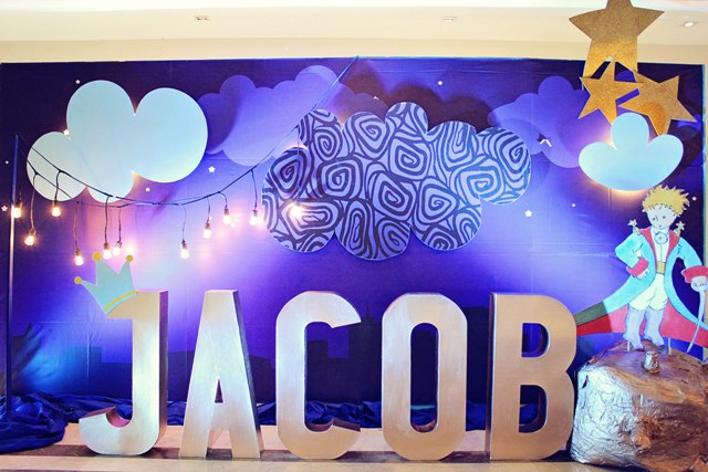 Jacob's The Little Prince Themed Party – 1st Birthday ...
