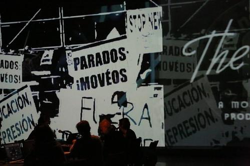 CrisisRus. Festival VisionR. Le Générateur